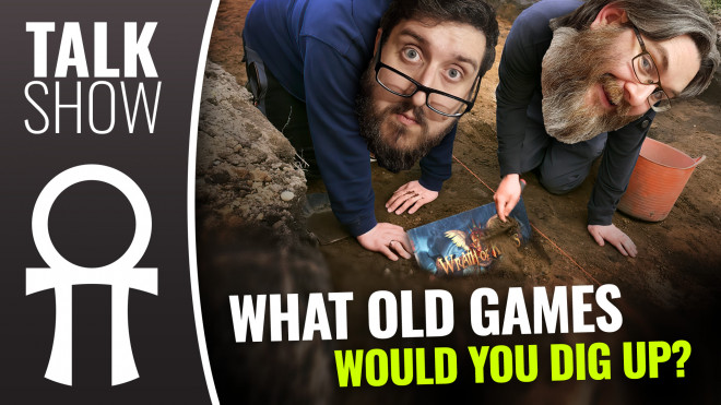 Cult Of Games XLBS: What Old Games Would You Dig Up?