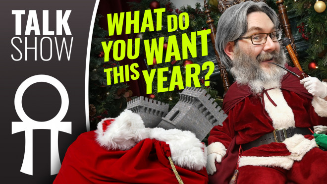 Cult Of Games XLBS: What's Under Your Wargaming Christmas Tree?