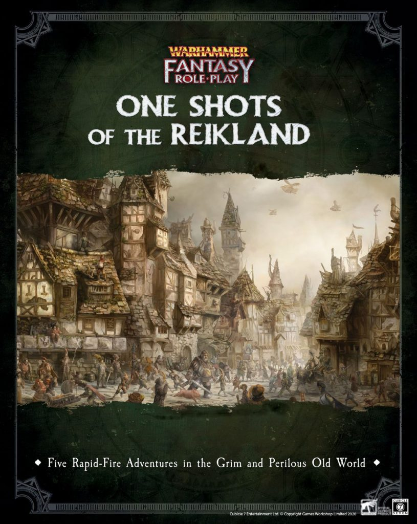 One Shots Of The Reikland - Cubicle 7