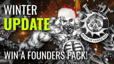 #PathOfConquest Winter Update – WIN A Conquest Founders Pack!