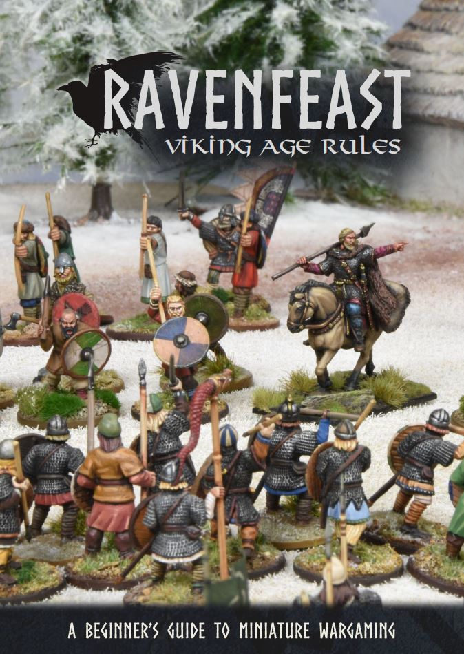 Ravenfeast Cover - Little Wars TV