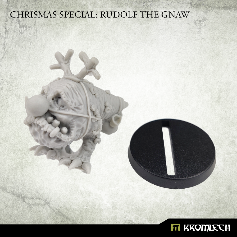 Rodolf The Gnaw Unpainted - Kromlech