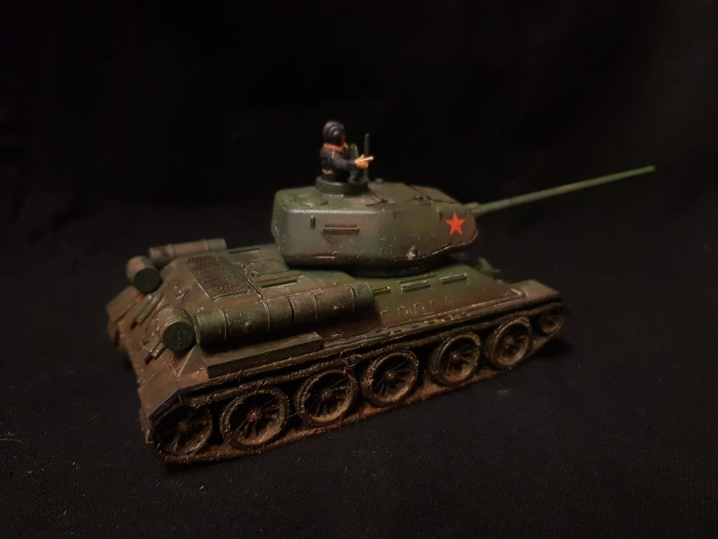 T-34 #2 by marcuslamb
