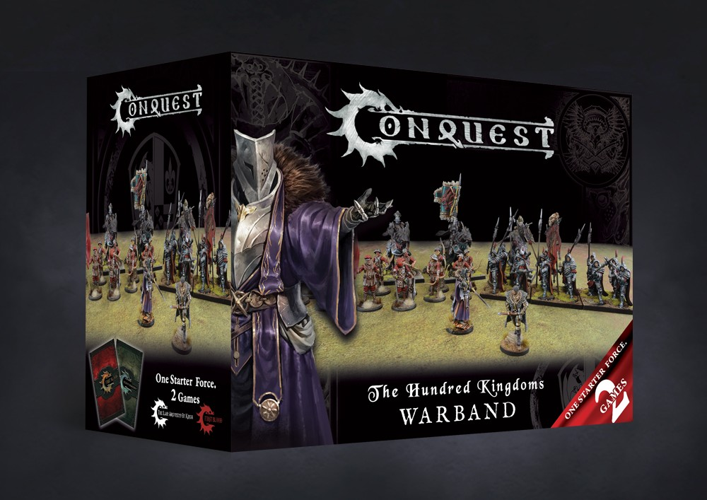 The Hundred Kingdoms Warband - Conquest