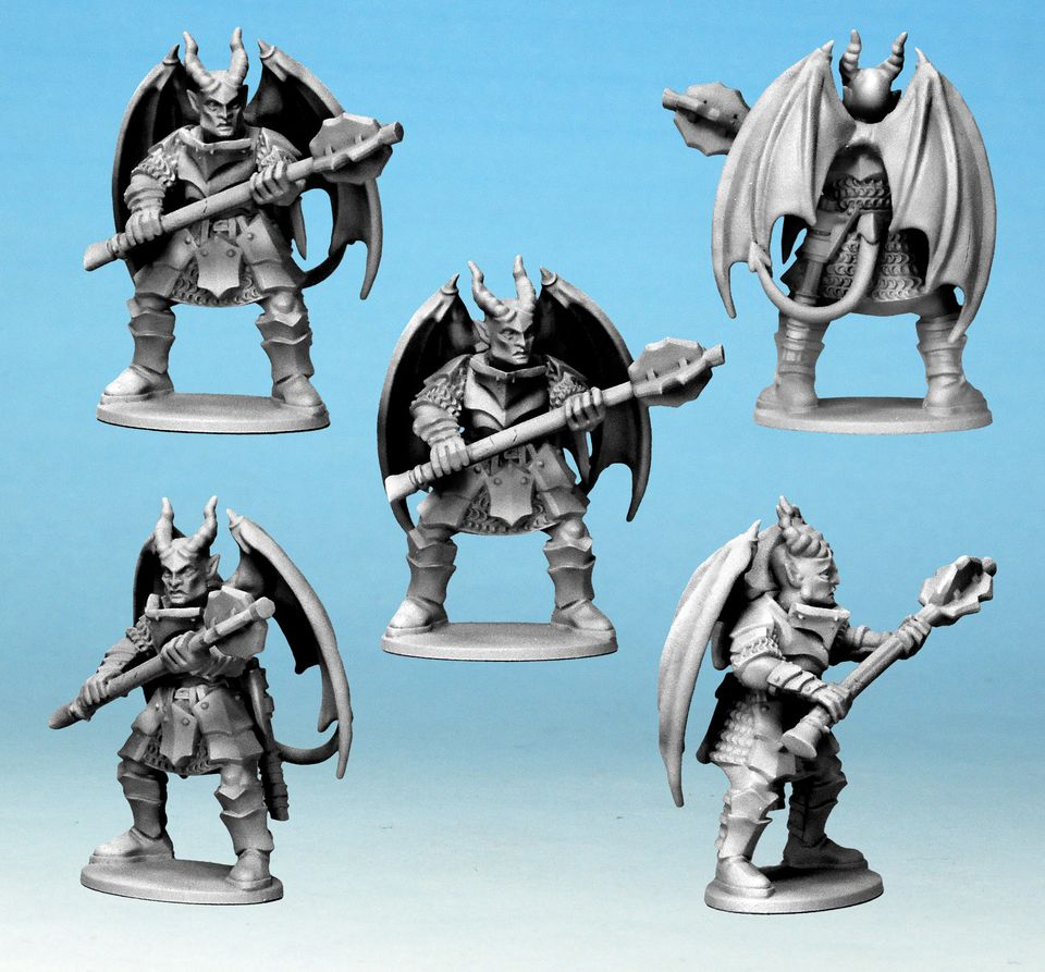 Winged Demons - Frostgrave