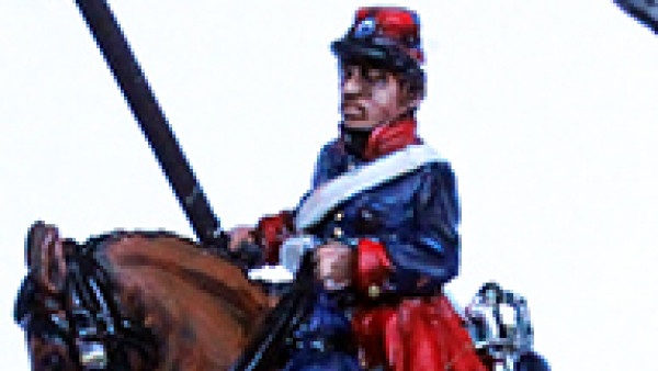 Perry Miniatures Build Up New Triple Alliance Cavalry Range