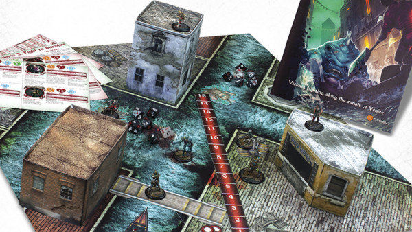 TTCombat Introduce A New Two-Player Carnevale Starter Set