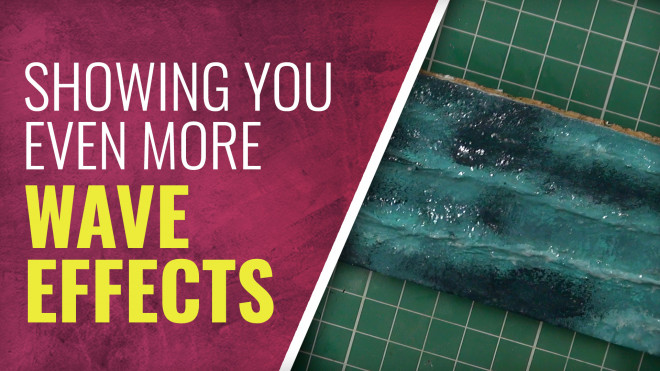 Gerry Can Show You How To Do Wave Effects On A Budget