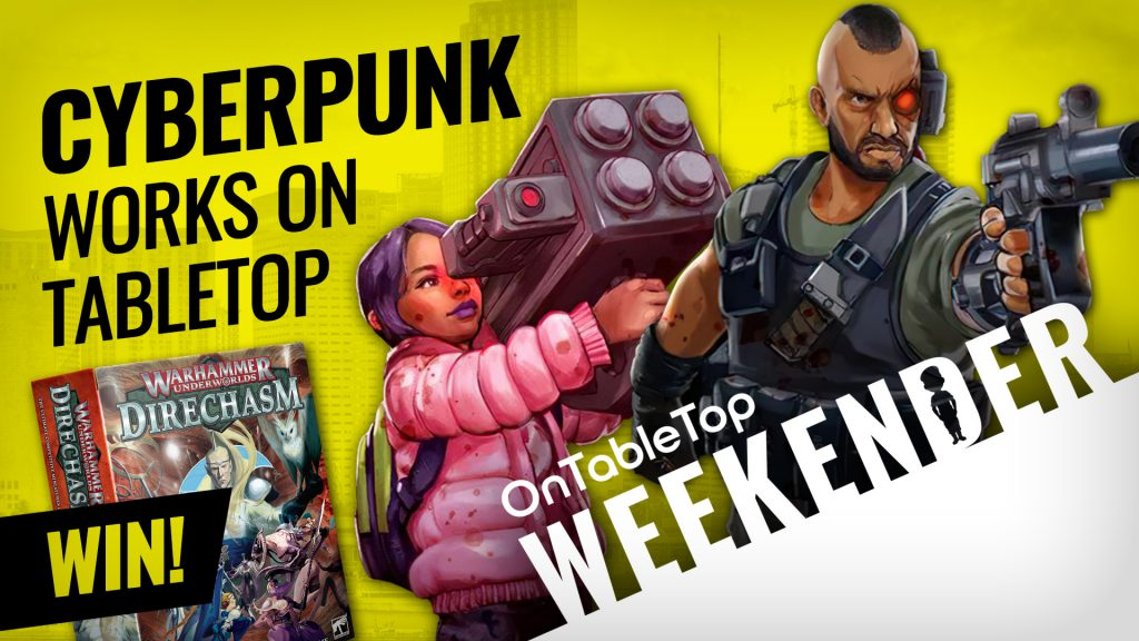 Cyberpunk Works On TableTop, Star Wars: Legion Finally Gets Lando & Dystopian Wars Is Back Baby! #OTTWeekender