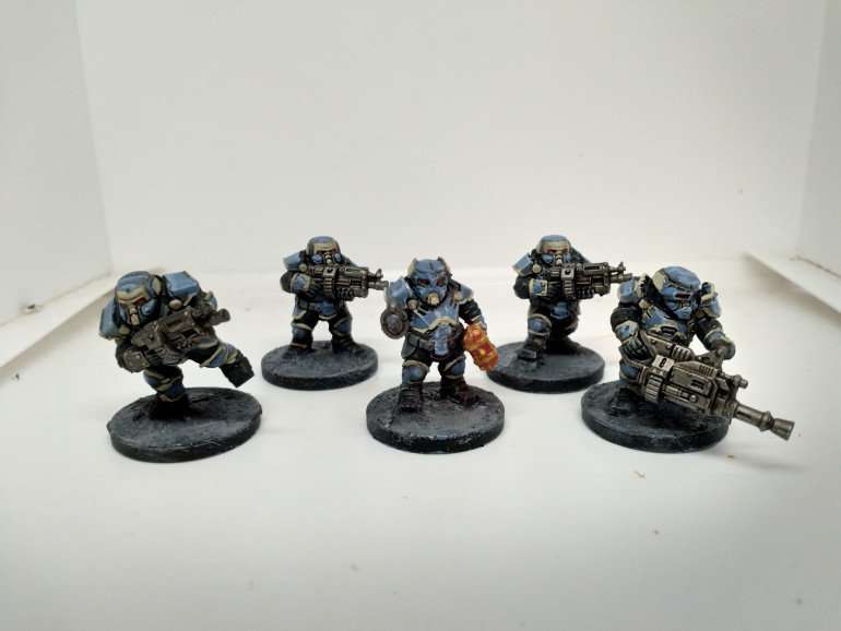 The forge fathers