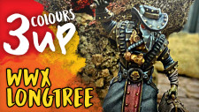 Wild West Exodus Miniature Painting Tutorial – Plague Doctor Longtree [7 Days Early Access]
