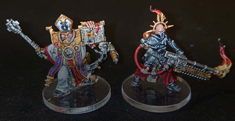 Blackstone Completed