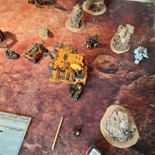 Rematches and Last of us Orks