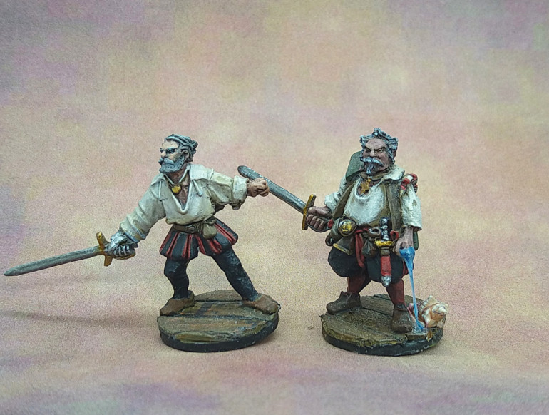 The Heritor and The Warden
