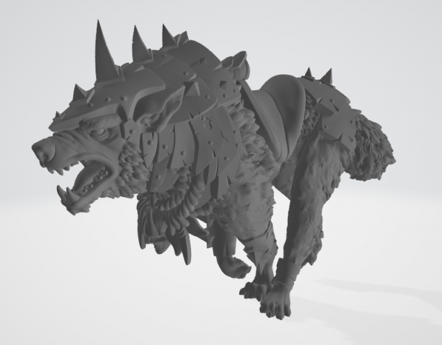 A few things to modify, but it's overall a decent mount...