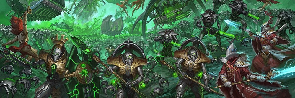 Undying Artificers (Necrons)