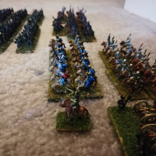 Allied Army complete