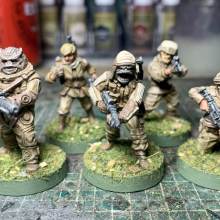 Old units get a tidy up pt 2