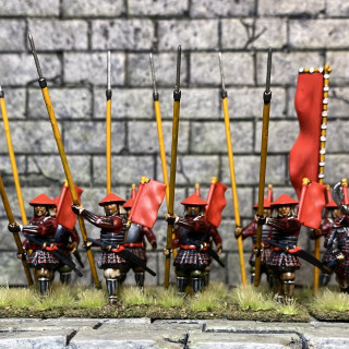 Ten more finished and that's 40 painted only 20 more togo