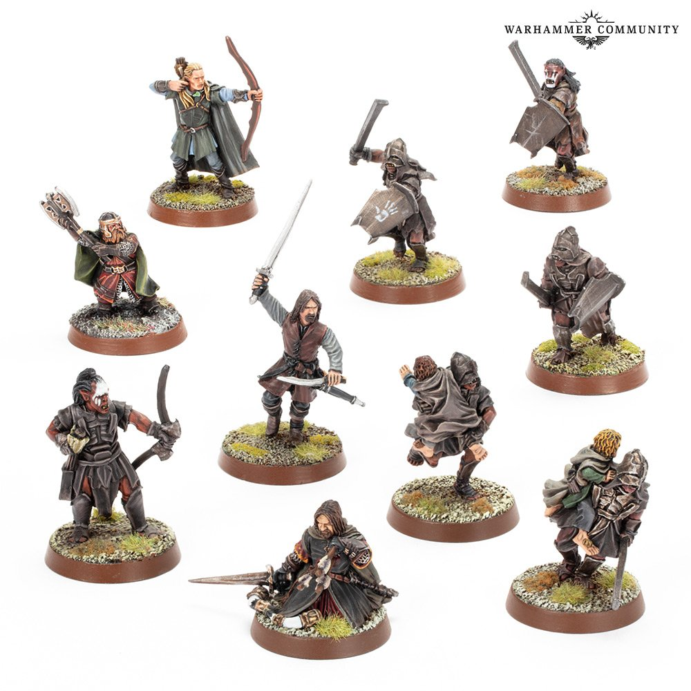 Amon Hen - Middle-earth Strategy Battle Game