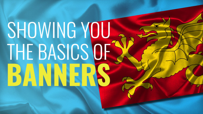Gerry Can Show You How To Make 3D Wargaming Banners