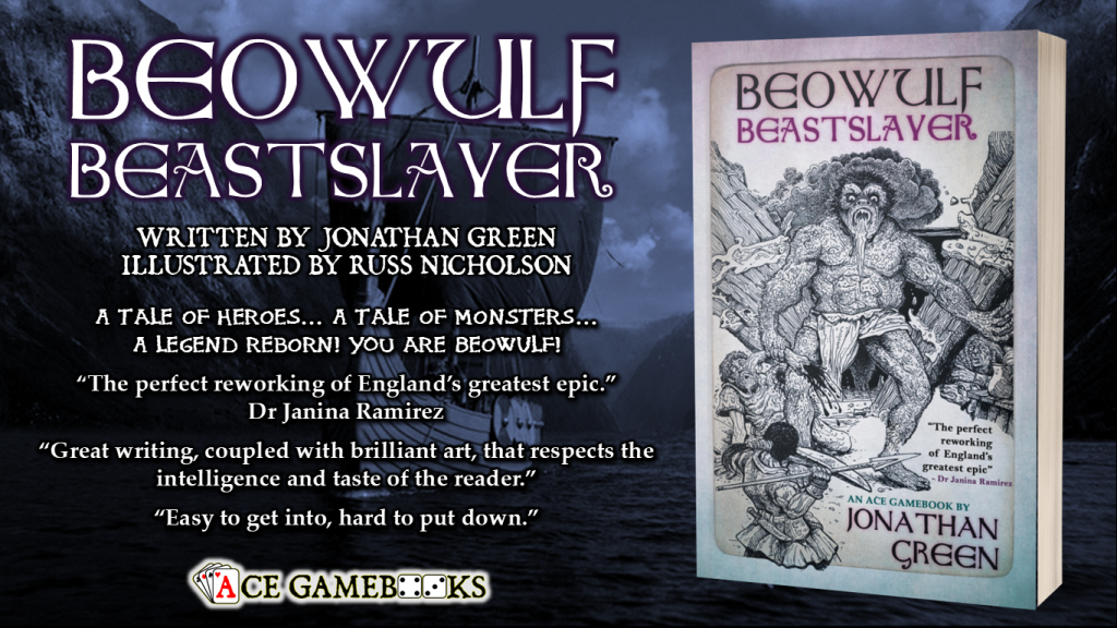 Beowulf Beastslayer - Ace Gamebooks