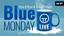 The Antidote To Blue Monday | OTT Livestreams Monday 18th January!