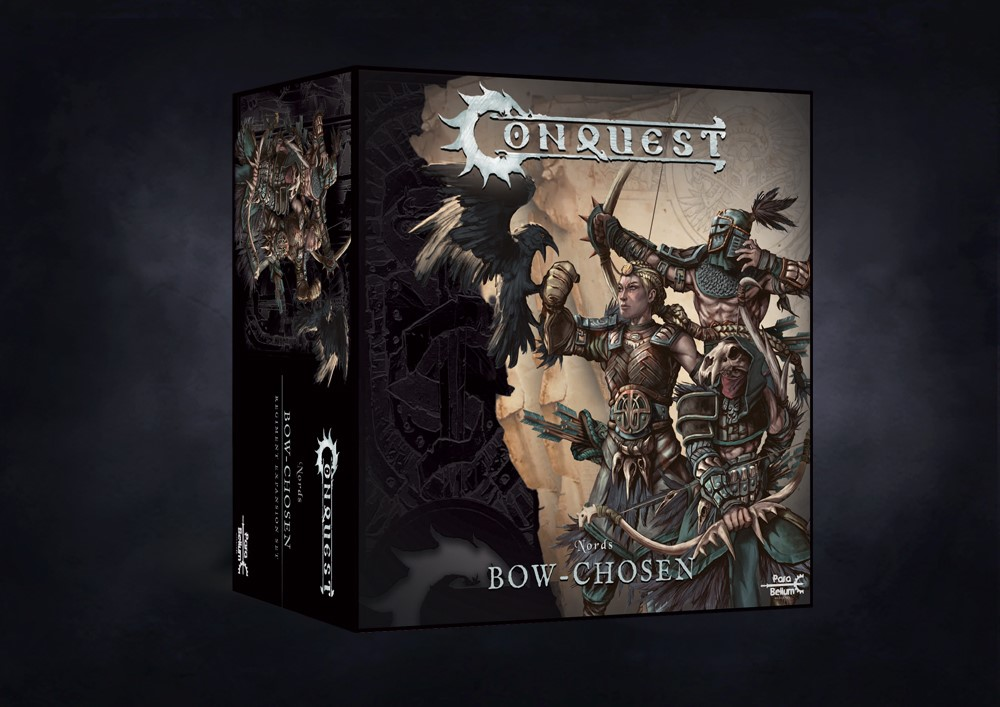 Bow-Chosen - Conquest The Last Argument Of Kings