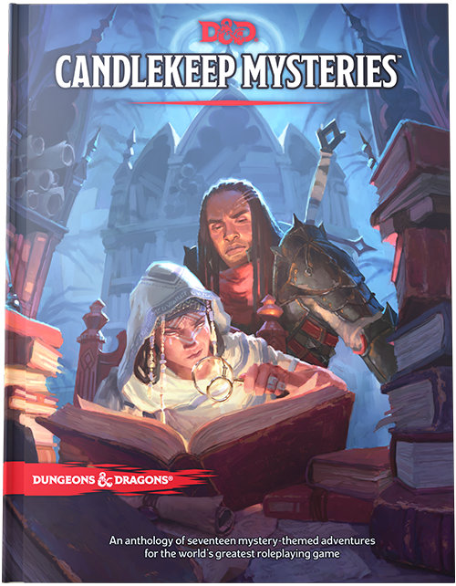 Candlekeep Mysteries - Dungeons & Dragons