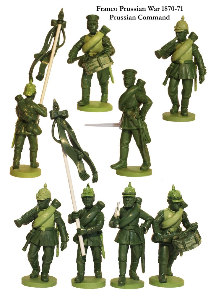 Franco Prussian War Infantry #2 - Perry Miniatures