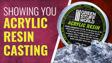 Gerry Can Show You Casting With Acrylic Resin