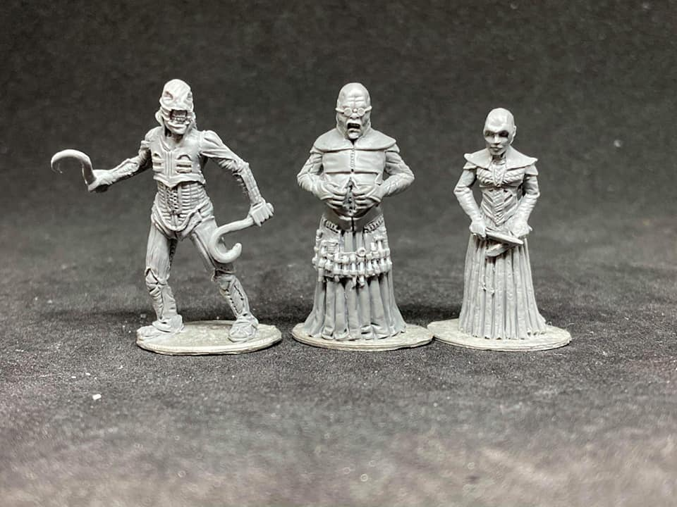 Hellraisers - Studio Miniatures