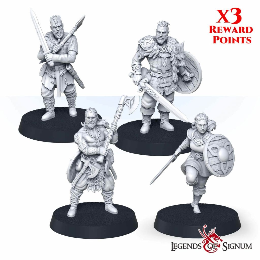 Heroes Of The North - Signum Games