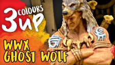 Wild West Exodus Miniature Painting Tutorial – Ghost Wolf