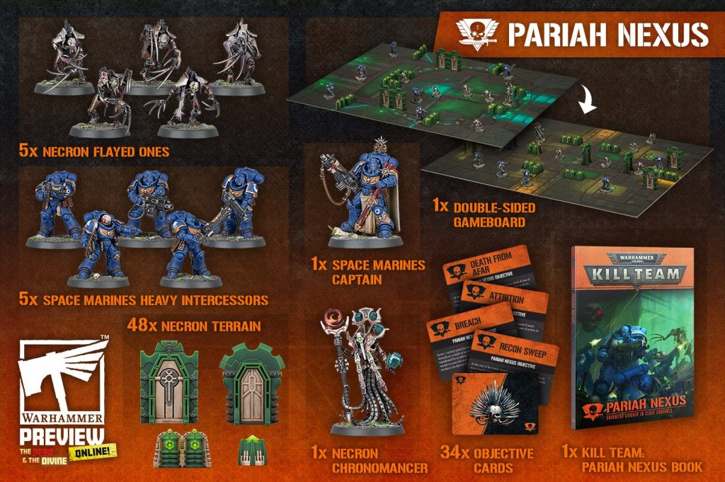 Kill Team Pariah Nexus - Warhammer 40K