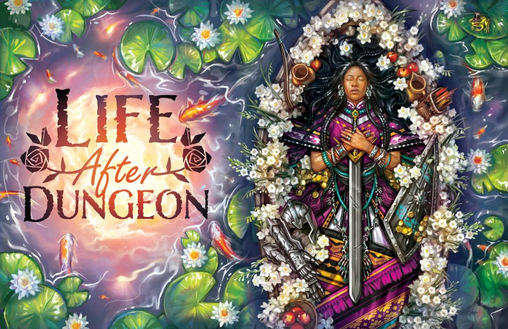Life After Dungeon - Rose Gauntlet Entertainment