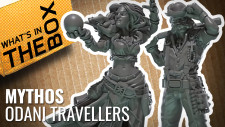 Unboxing: Odani Travellers Faction Starter Set | Mythos