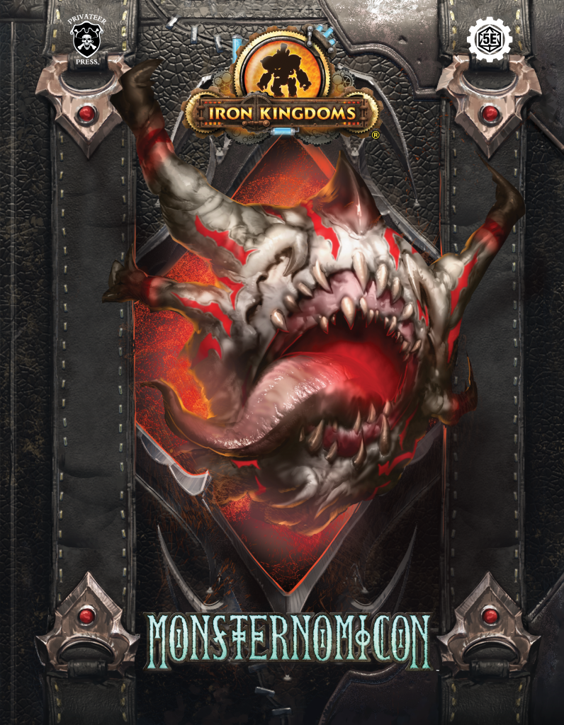 Monsternomicon - Privateer Press