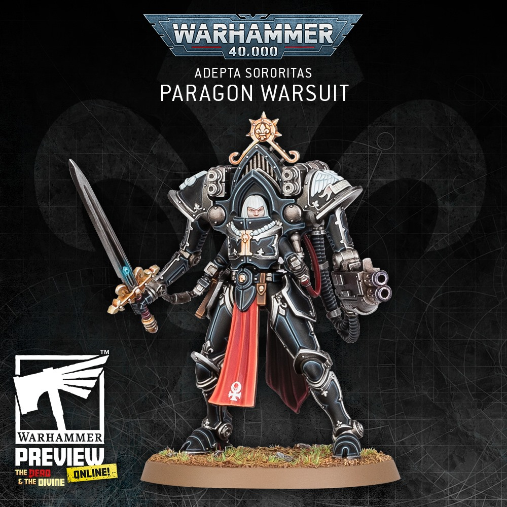 Paragon Warsuit - Warhammer 40K
