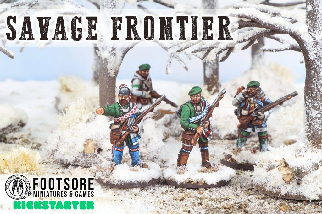 Savage Frontier - Footsore Miniatures & Games