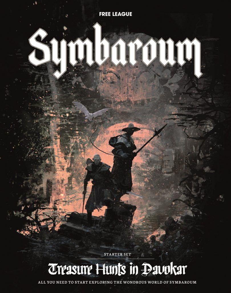 Symbaroum Starter Set - Free League Publishing