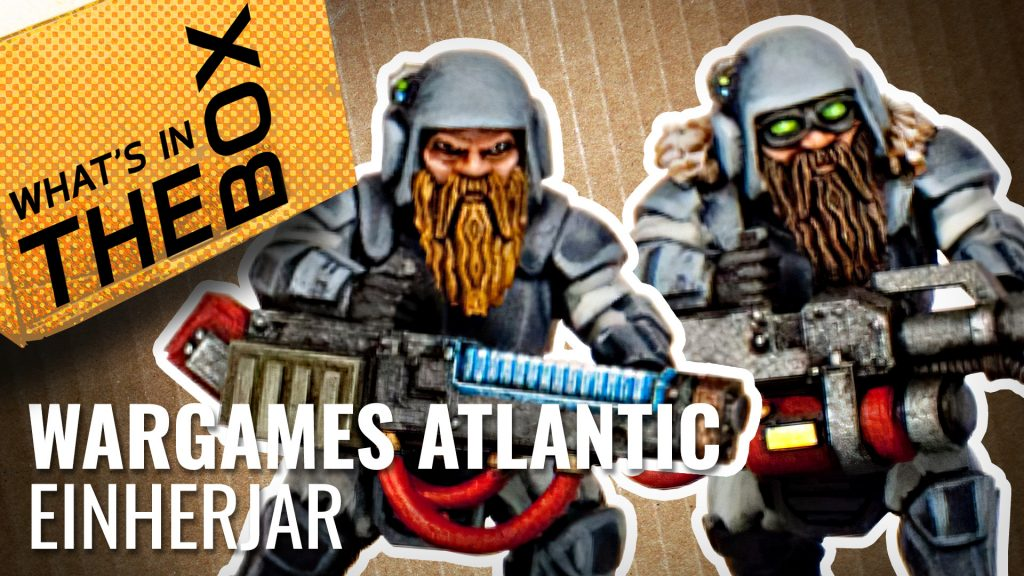 Unboxing---Wargames-Atlantic-Einherjar-coverimage
