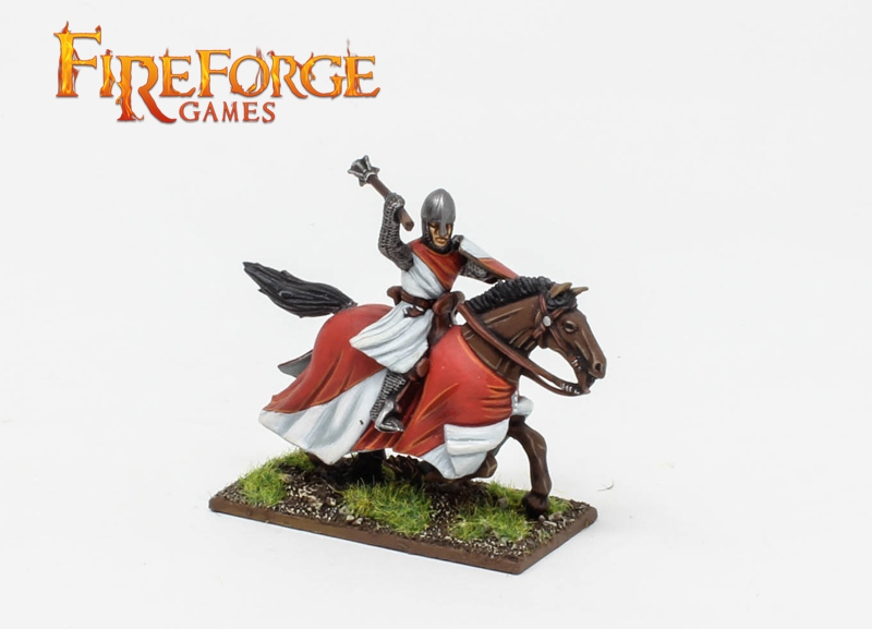 Western Knight Example #1 - FireForge Games
