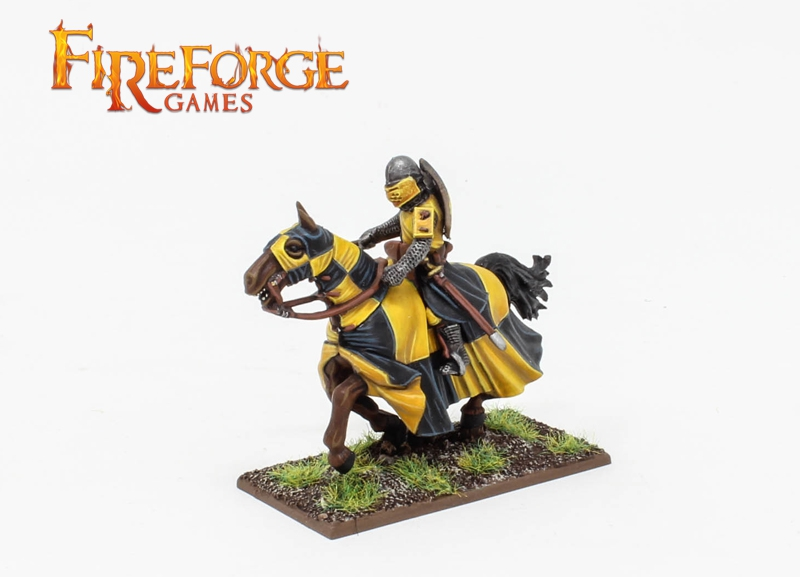 Western Knight Example #2 - FireForge Games