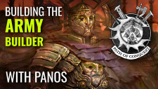 Our #PathOfConquest – Crafting The Army Builder & Living World Of Conquest With Panos