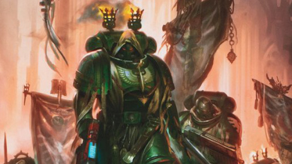 Hunt The Fallen With New Dark Angels & Space Marine Releases