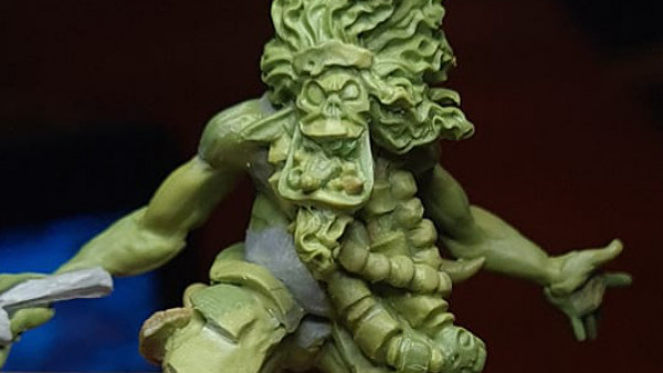 Warploque Miniatures Tease New Ourks & Beasts For ArcWorlde