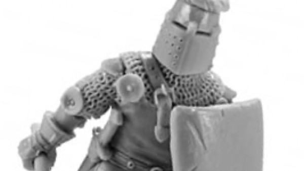 V&V Miniatures Release New English Medieval Knights