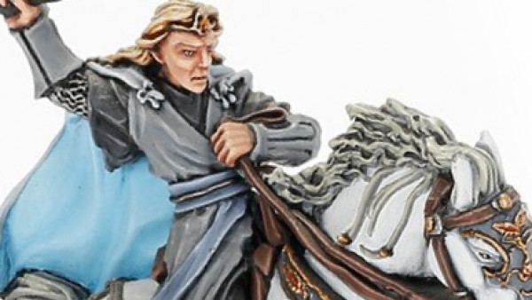 Classic Lord Of The Rings Miniatures Return To Middle-earth