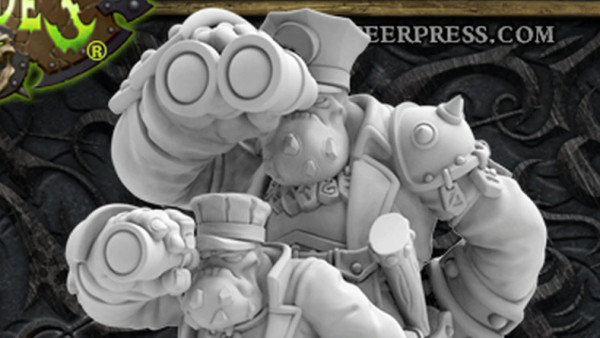 Bring The Guns & The Mines To Privateer Press' Hordes